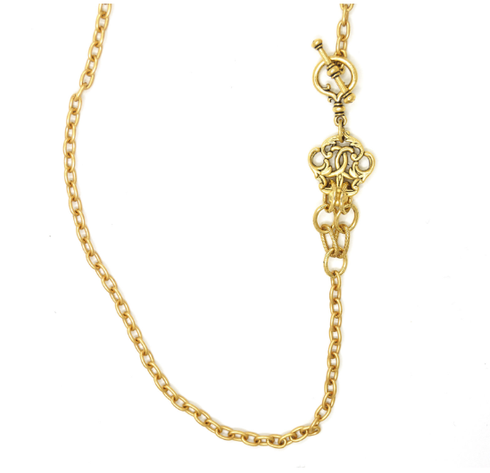 Edgewood Gold Necklace