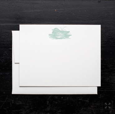 Note Cards - Wild Duck
