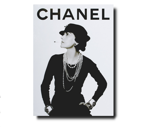 Book - Chanel 3-Book Slipcase