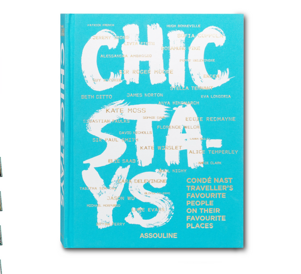 Book - Chic Stays