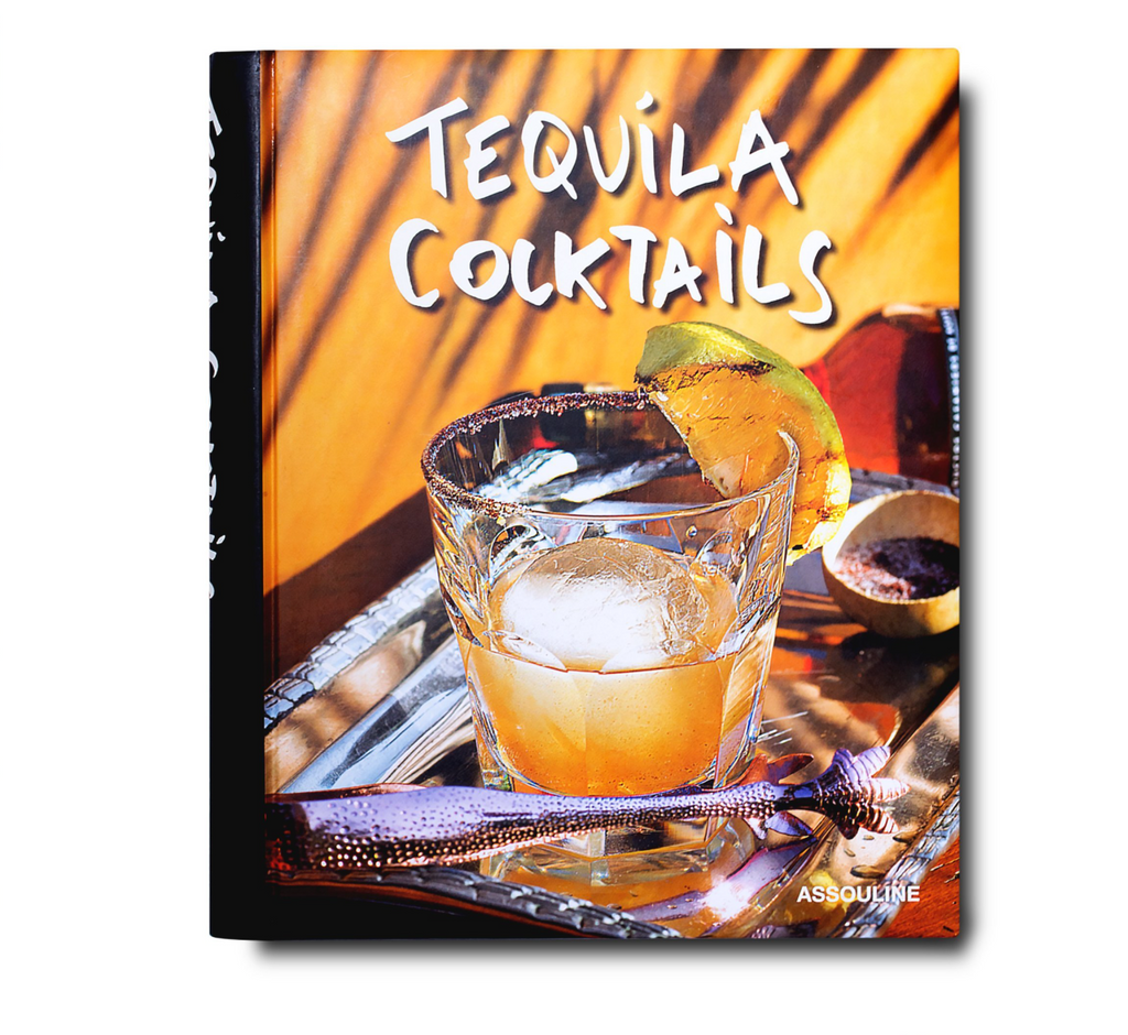 Book - Tequila Cocktails