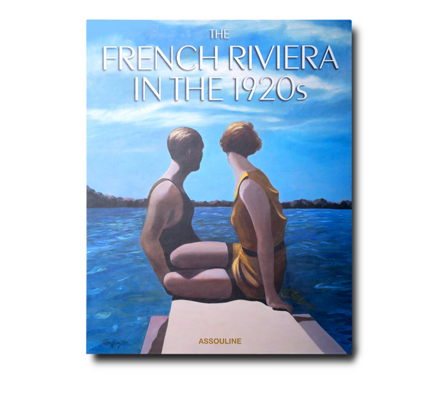 Book - The French Riviera in the 1920's
