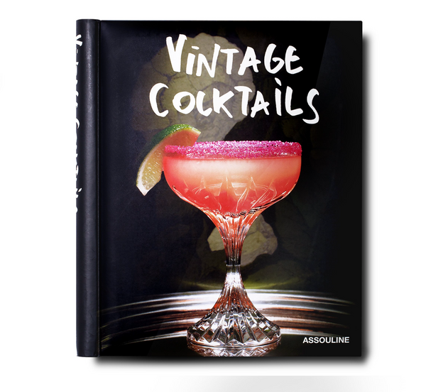 Book - Vintage Cocktails