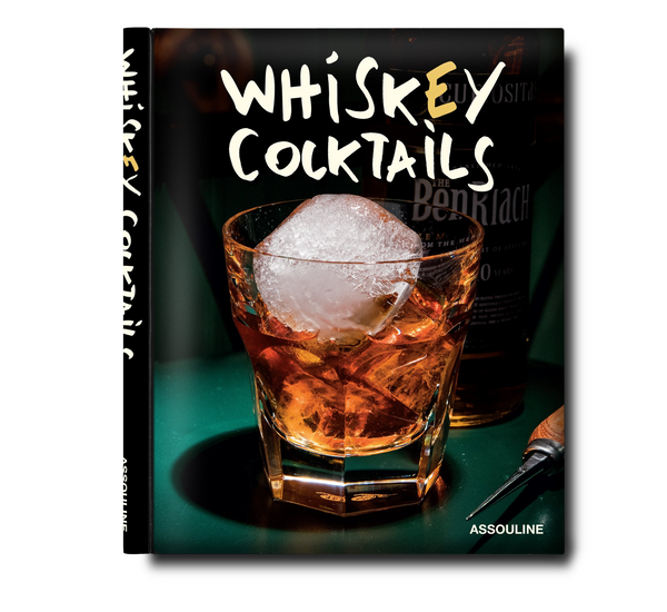 Book - Whiskey Cocktails