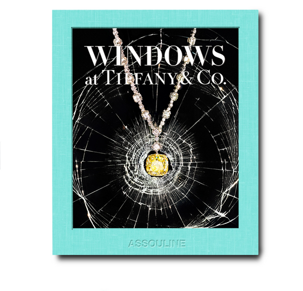 Book - Windows at Tiffany & Co.