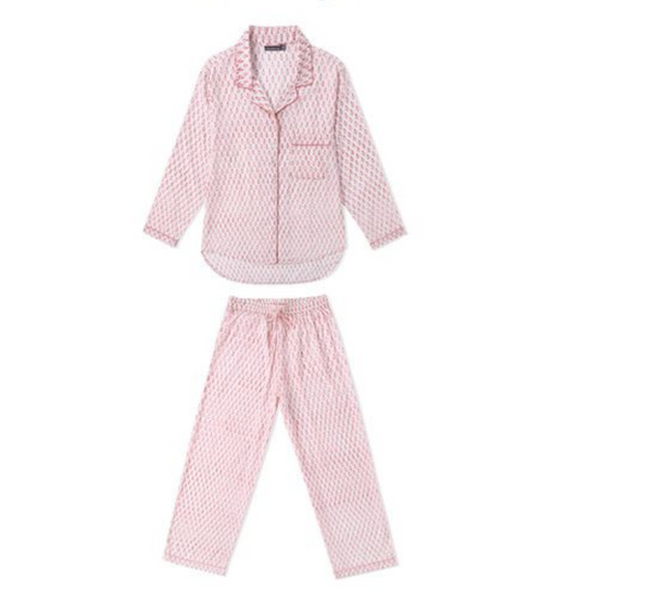 Adult Loungewear Pink City