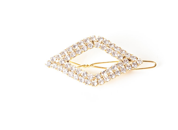 Hair Accessories - Audrey Crystal Pins