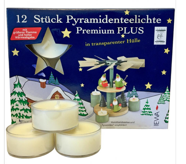 German Candles for Pyramids