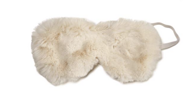 Faux Fur Eye Masks