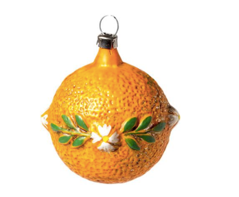 Ornament - Orange