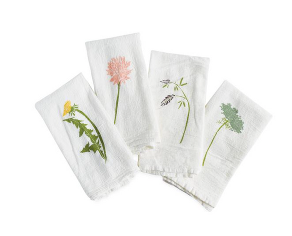 Dinner Napkins Wild Pretties