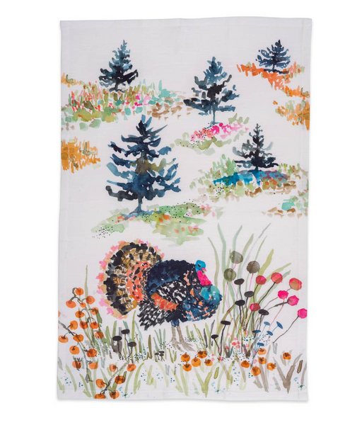 Tea Towel - Turkey