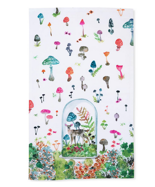 Tea Towel - Fawn