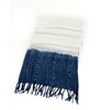 Mudcloth Open Weave Organic Cotton Scarf
