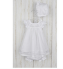 Babygirl Lace Dress in White