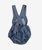 Denim Deer Overalls