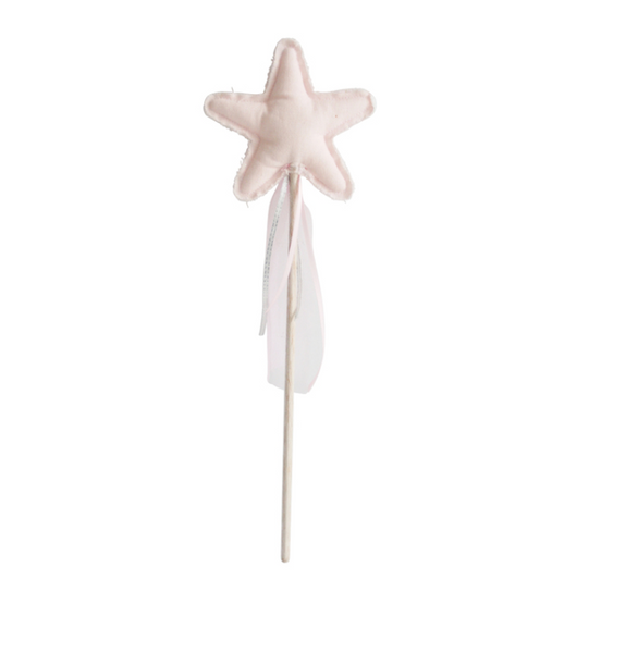 Amelie Star Wand in Linen