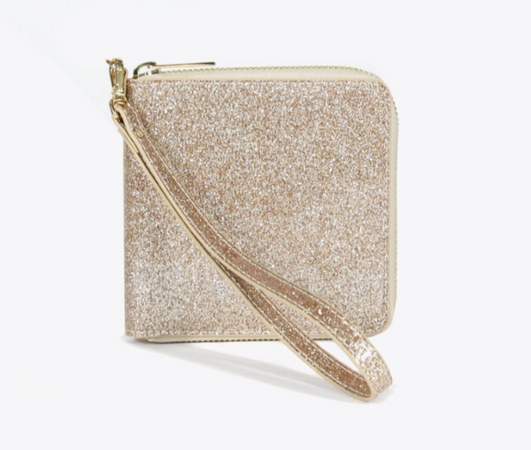 Neely & Chloe - The Billfold in Glitter