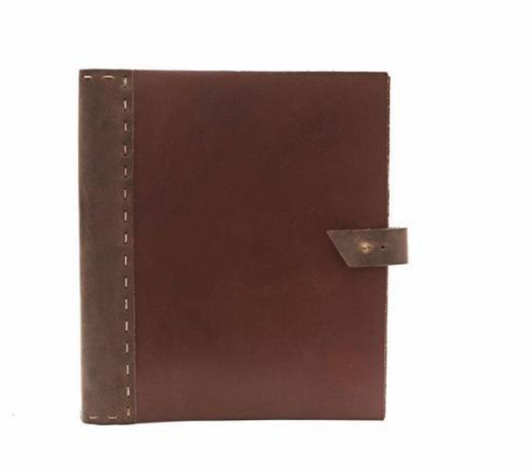 Rustic Leather Binder