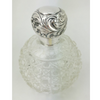 Estate Collection Silver - Perfume Bottle  English Silver & Cut Glass