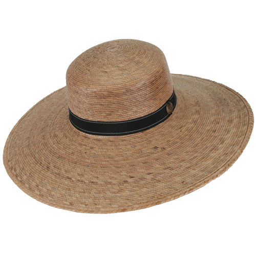 Hat - Catalina Black Band Hat