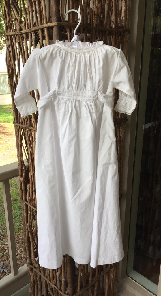 Estate Collection Christening Gown - Christian English
