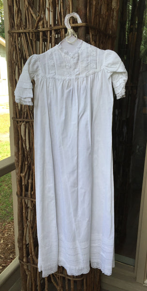 Christening Gown-English