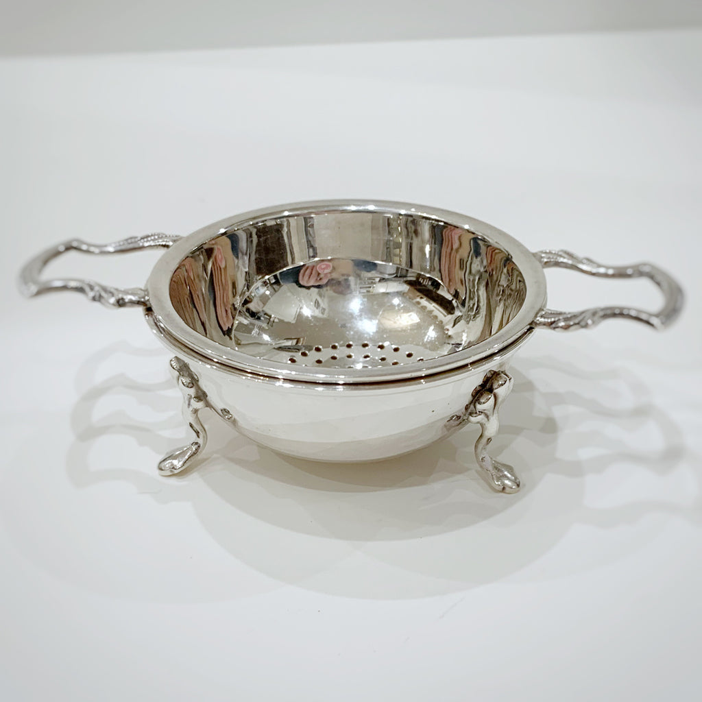 Estate Collection Silver - Tea Strainer Antique