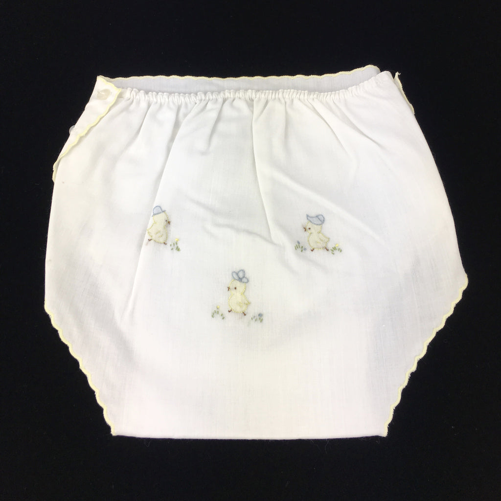 Hand Embroidered Bloomers