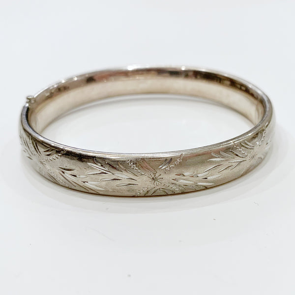 Estate Collection Bracelet - Antique Silver