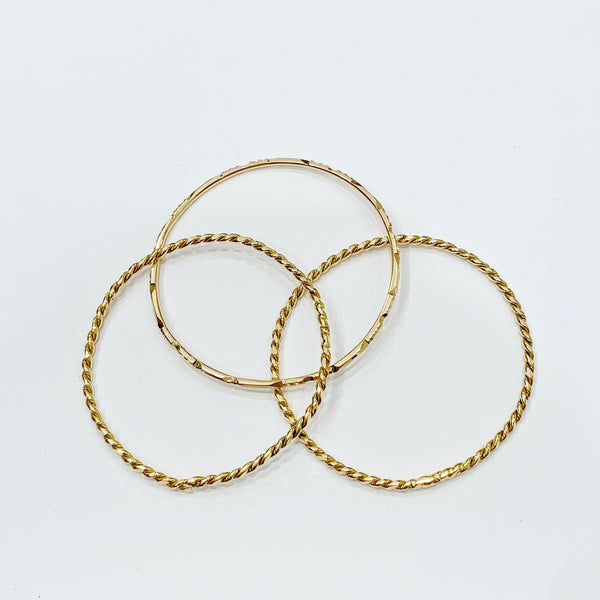 Estate Collection Bracelet - 18K Solid Gold