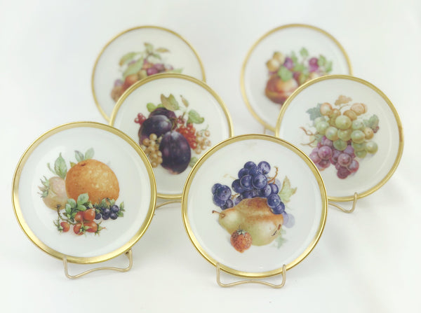 Estate Collection China - Butter Pats Bavarian