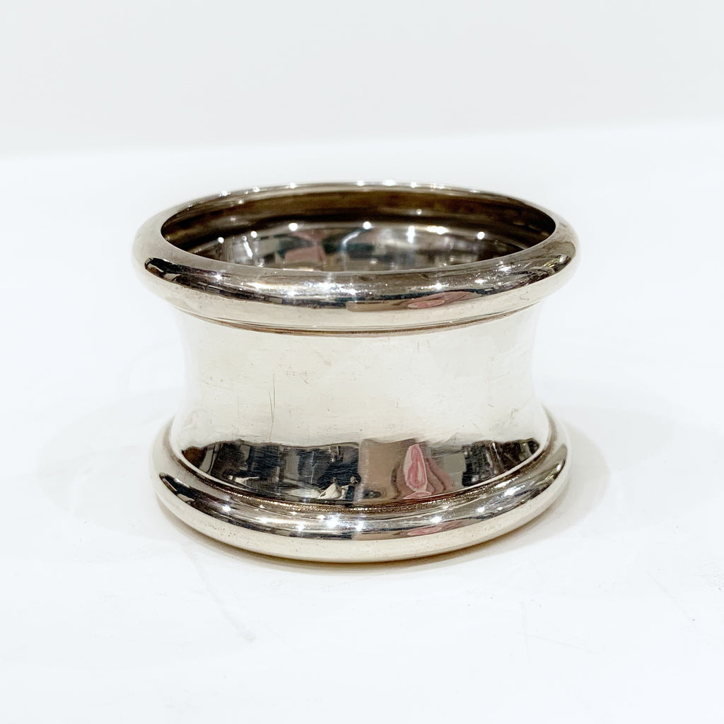 Estate Collection Sterling - Napkin Ring (1918) English