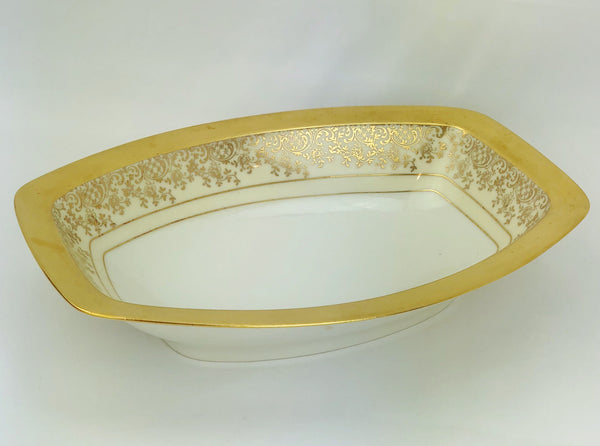 Estate Collection China - Bavarian Serving Bowl