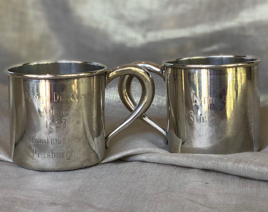 Estate Collection Baby Sterling - Cup (Lunt)