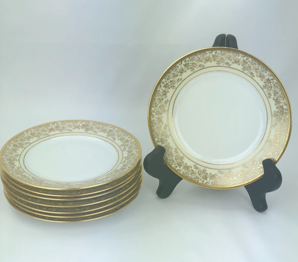 Estate Collection China - Bavarian Desert Bowls Bowls