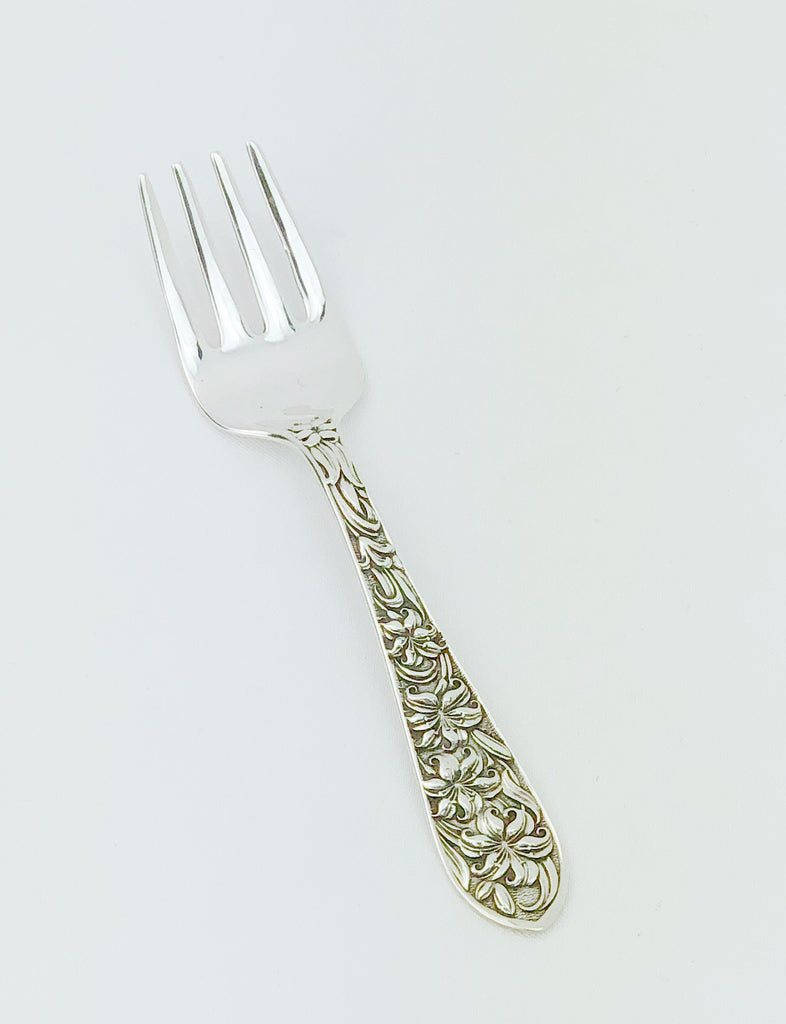 Estate Collection Baby Sterling - Fork Whiting