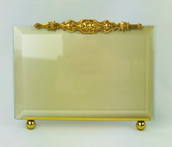 Brittany Gold Picture Frame