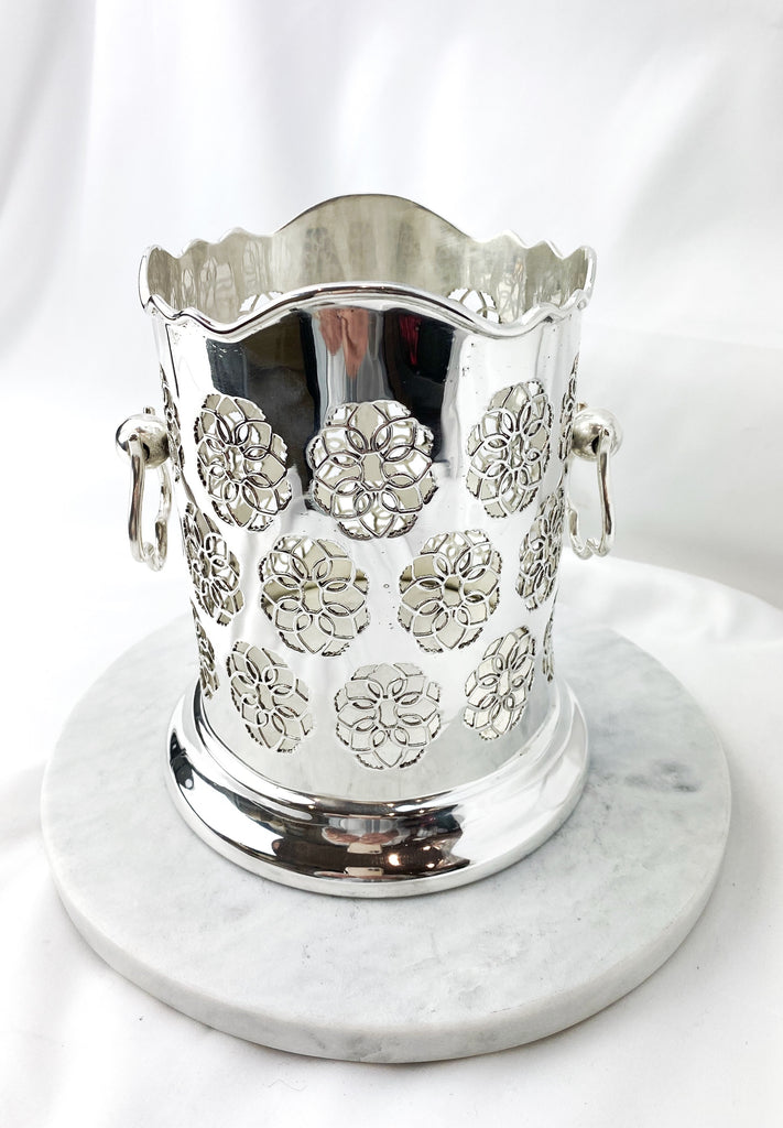 Estate Collection Silver Plate - Syphon or Wine Holder