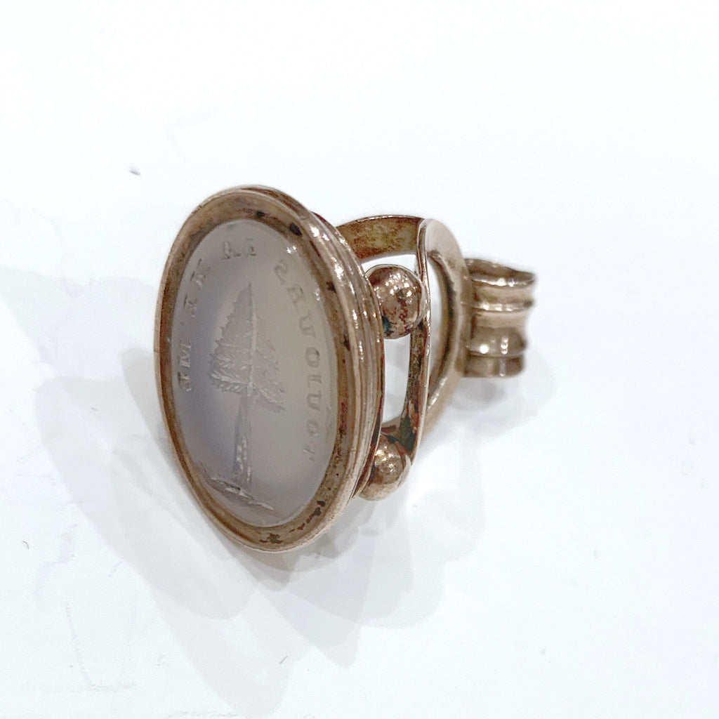 Estate Collection Watch Fob - Antique