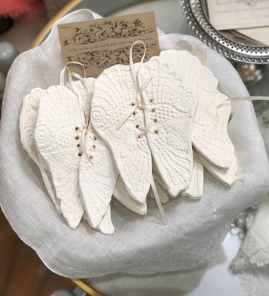 Laura Clark Artistry - Angel Wings