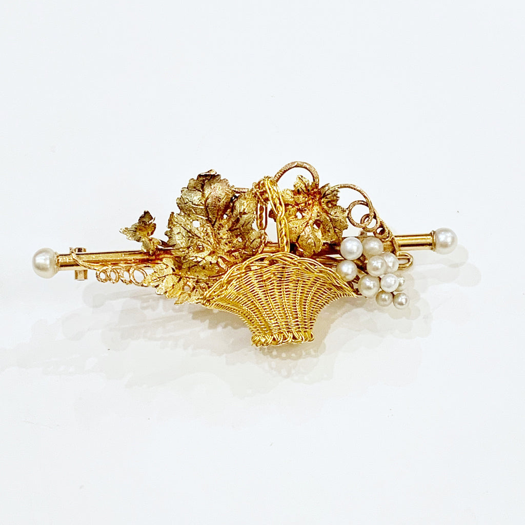 Estate Collection Brooch - Antique 19th Century