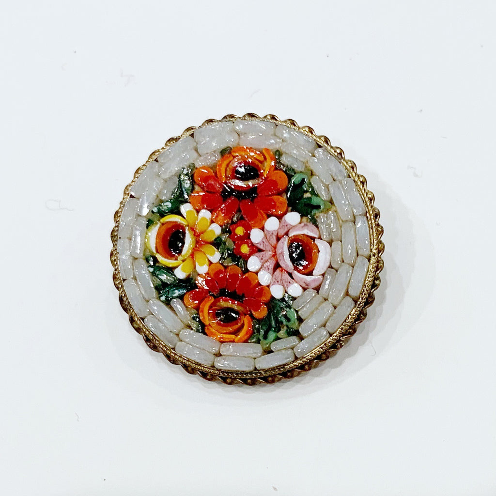 Estate Collection Brooch - Morning Glory