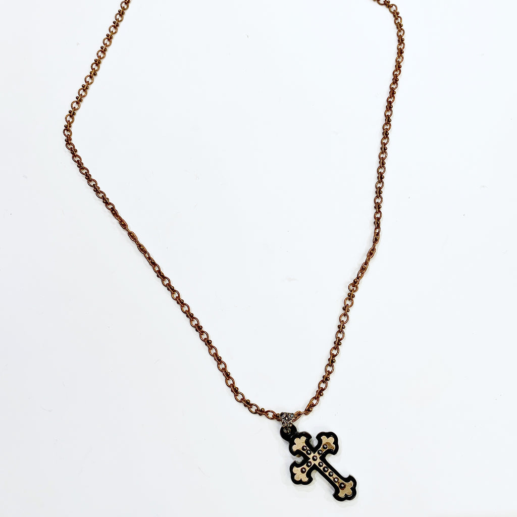 Victorian Mourning Cross