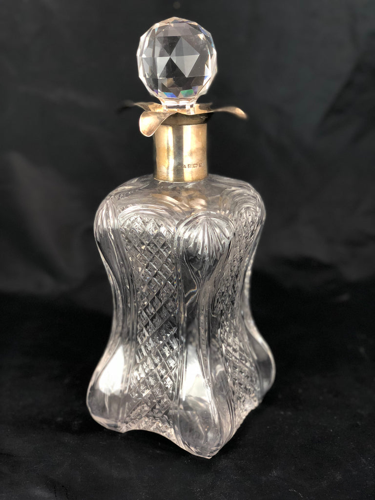 Estate Collection Cut Glass Decanter