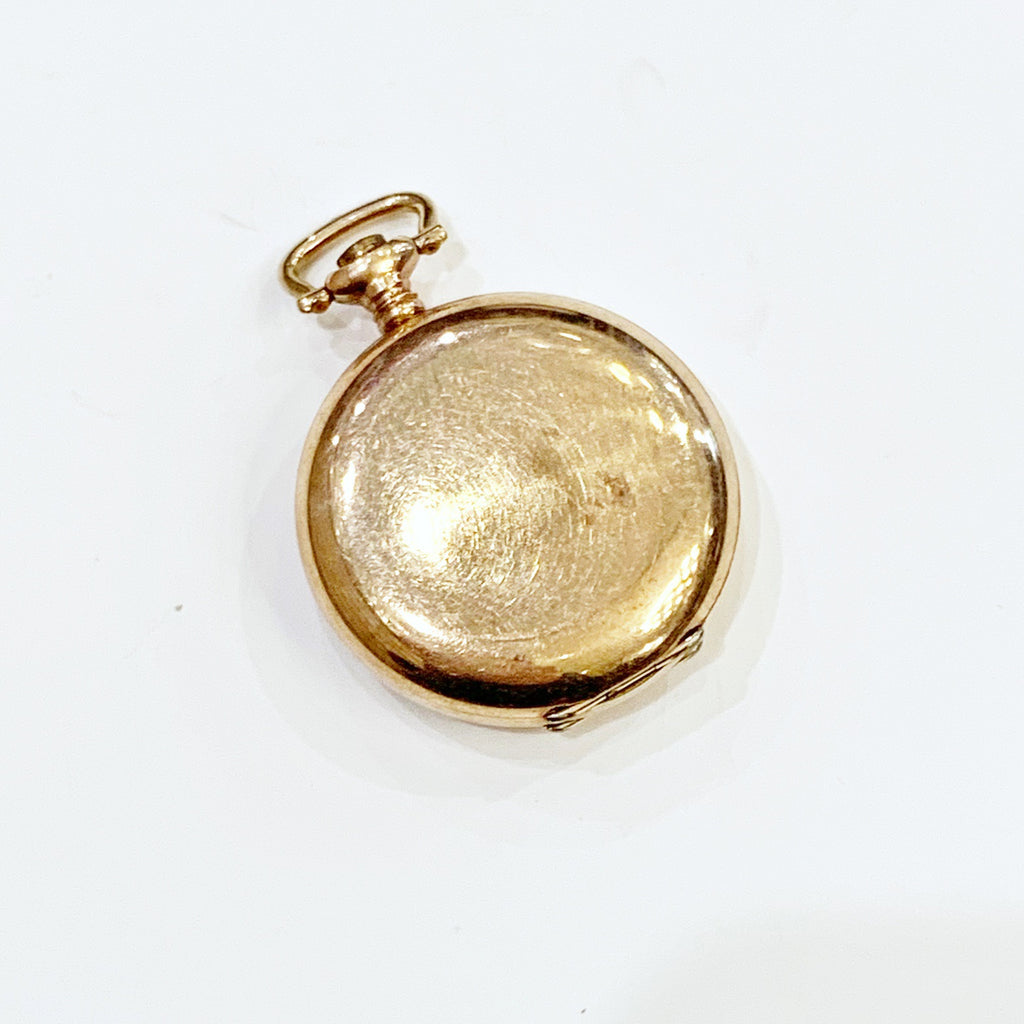 Estate Collection Locket - Gold