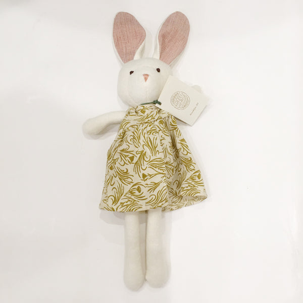 Animal - Penelope Rabbit in Herb Meadow Dress
