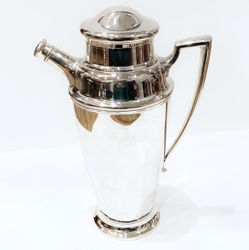 Estate Collection Silver Plate - Cocktail Shaker Sheffield