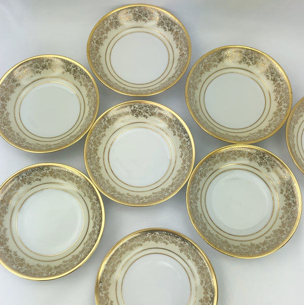 Estate Collection China - Bavarian Fruit Bowls Fruit