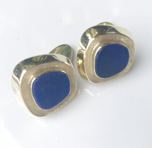 Estate Collection Lapis Lazuli Cufflinks